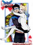[Aya Yanagisawa] Dick y Harley Quinn