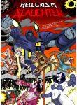 Blue Striker- Hellgasm Slaughter- infocover