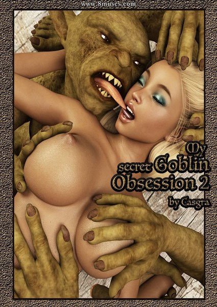 MY SECRET GOBLIN OBSESSION – 2- infocover