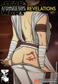 Star Wars – A Complete Guide to Wookie Sex III- infocover