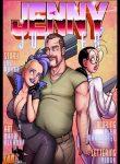 Jabcomix- Jenny Jupiter 2- infocover