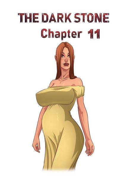 Jdseal- The Dark Stone Chapter 11- infocover