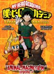 My Hero Academia- Animal Magnetism 2- infocover