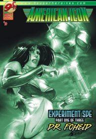 American Icon- Experiment SDE 1 (INFO Cover)