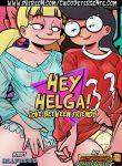 Hey Helga!- Love Between Friends [Hey Arnold!] (INFO Cover)