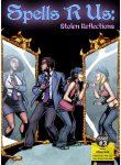 Spells R Us – Stolen Reflections 3- infocover