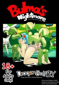 [Botbot] Bulma's Nightmare (Dragon Ball Z) (My.porncomix Cover)