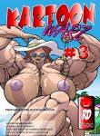 Kartoon Warz 3 – Preparing The Battleground (My.porncomix Cover)