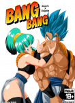 Bang Bang – Bulchi x Gogeta (Dragon Ball Super) (My.porncomix Cover)