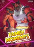 Family Moment by Zourik (Pokemon) (My.porncomix Cover)