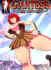 Giantess-RPG_03 (my.porncomix Cover)