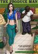 Illustratedinterracial- The Produce Man (My.porncomix Cover)