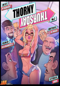 Thorny Thursday 2 (my.porncomix Cover)