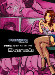 Travestis Mexico- Mireya and Her Date (My.porncomix Cover)