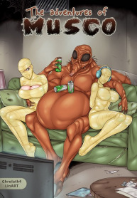 linart – The Adventures of Musco (my.porncomix Cover)