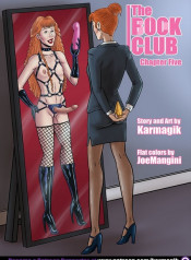 The Book Club Ch. 5- karmagi (my.porncomix Cover)