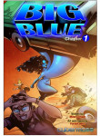 Big Blue – Juggs of Justice Ch 1 (my.porncomix Cover)