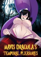 Mavis Dracula's Temporal Pleasures- Nyte (my.porncomix Cover)