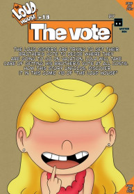 Myster Box- The Vote (The Loud House) (my.porncomix Cover)