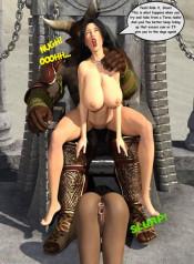 Alan Smithee- Prized Slave (Wonder Woman) (my.porncomix Cover)