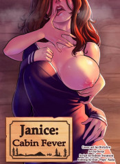 Janice- Cabin Fever – Melkor Mancin (my.porncomix Cover)