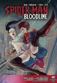 Spider-Man – Bloodline (my.porncomix Cover)