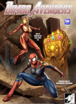 Bimbo Avengers – Locofuria (my.porncomix Cover)