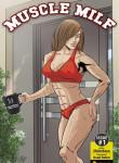 BotComics- Muscle Milf (Malenkaya)