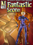 Justicebabes- Fantastic Score (The Fantastic Four)