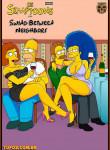 The Simpsons 29- Swing Between Neighbors (porncomixinfo.net)