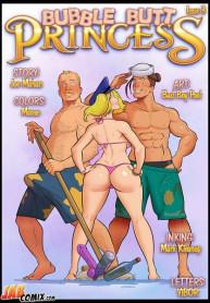 Bubble Butt Princess 3- JABComix (porncomixinfo.net)