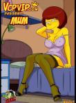 Mama- Croc (The Simpsons) (porncomixinfo.net)