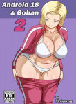 Pink Pawg- Android 18 & Gohan 2 (porncomixinfo.net)