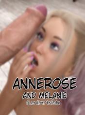 RenilArts3dx- Annerose and Melanie