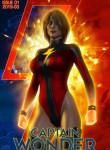 Dangerbabecentral – Captain Wonder!