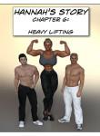 Robolord – Hannah's Story 6 -Heavy Lifting