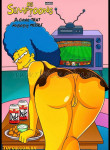 The Simpsons 35 – A goal that nobody misses (Tufos)