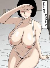 Urakan – Ojii-chan to Gifu to Giri no Musuko to, Kyonyuu Yome. 5