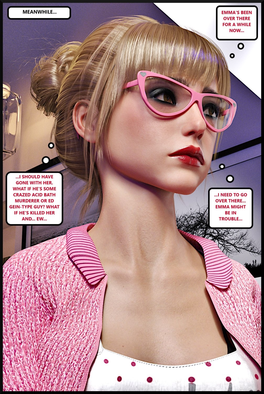 Alison Hale- Modern Family » Porn Comics
